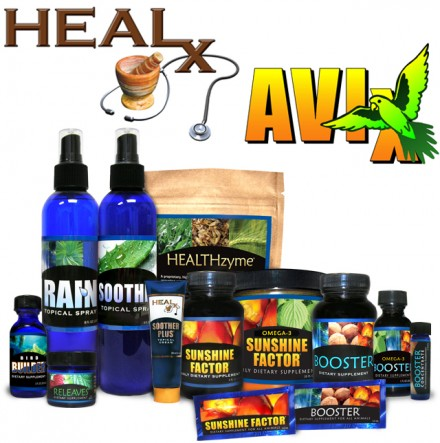 HEALx & AVIx